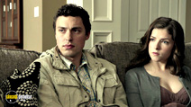 A still #8 from Rapture-Palooza (2013) with John Francis Daley and Anna Kendrick