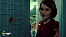 A still #20 from Non-Stop with Michelle Dockery