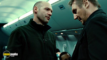 A still #14 from Non-Stop with Liam Neeson and Corey Stoll