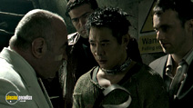 A still #18 from Unleashed with Jet Li