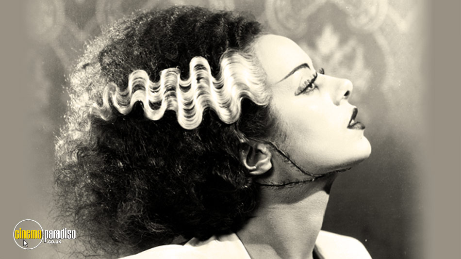 The Bride of Frankenstein online DVD rental