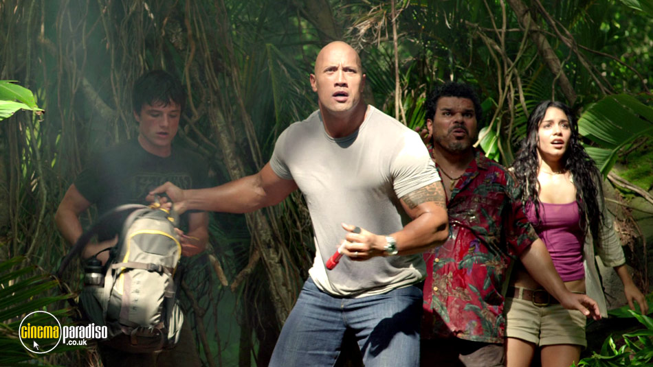 Journey 2: The Mysterious Island online DVD rental