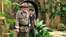 A still #2 from Journey 2: The Mysterious Island (2012) with Michael Caine and Josh Hutcherson