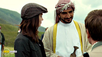 A still #18 from Salmon Fishing in the Yemen with Emily Blunt and Amr Waked