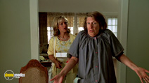 A still #15 from The Sopranos: Series 1 with Edie Falco and Nancy Marchand