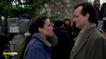 A still #19 from Groundhog Day with Bill Murray and Andie MacDowell