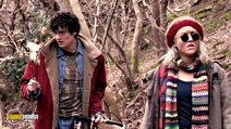 A still #4 from Elfie Hopkins (2012) with Jaime Winstone and Aneurin Barnard