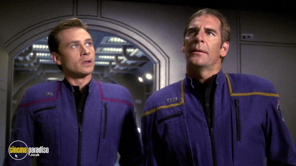 Star Trek: Enterprise: Series 3 online DVD rental