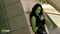 A still #21 from Guardians of the Galaxy with Zoe Saldana