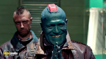 A still #16 from Guardians of the Galaxy with Michael Rooker