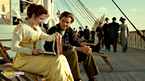 A still #12 from Titanic with Leonardo DiCaprio and Kate Winslet