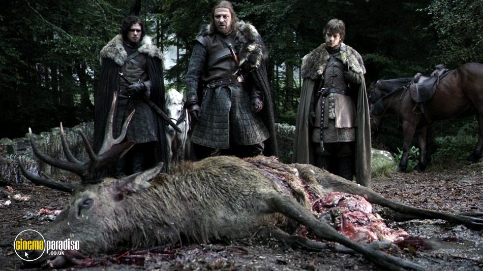 Game of Thrones: Series 1 online DVD rental