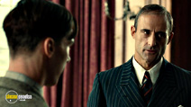 A still #11 from The Imitation Game with Mark Strong