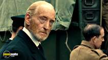 A still #9 from The Imitation Game with Charles Dance