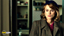 A still #5 from The Imitation Game with Keira Knightley