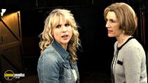 A still #20 from The Wedding Video with Harriet Walter and Lucy Punch