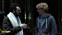 A still #5 from Frank (2014) with Domhnall Gleeson