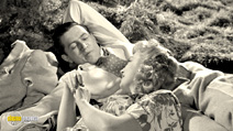 A still #6 from It Always Rains on Sunday (1947) with Susan Shaw and John McCallum