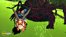Still #1 from Princess Mononoke