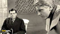A still #20 from The Servant with Dirk Bogarde and James Fox