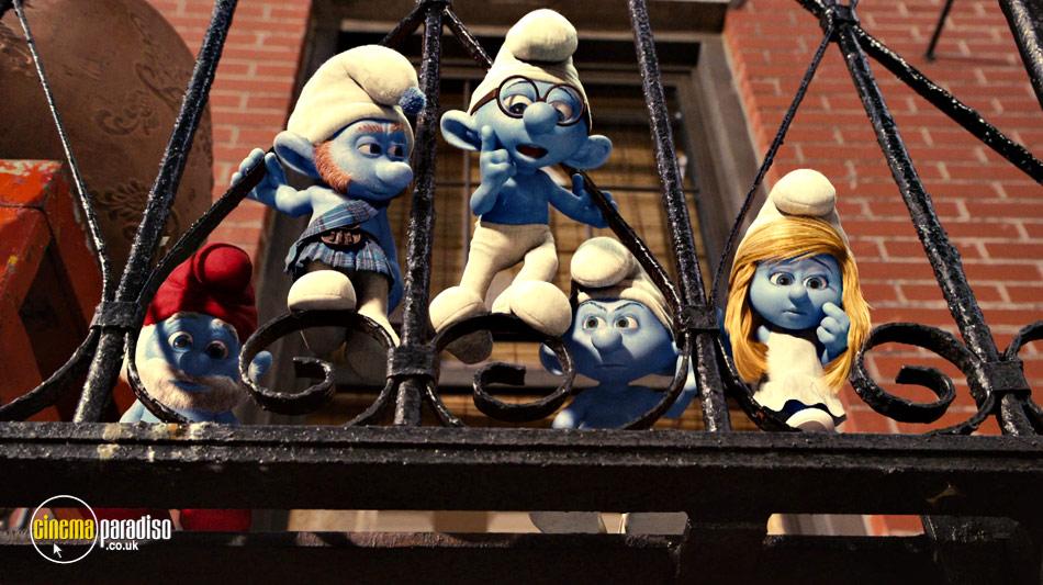 The Smurfs online DVD rental