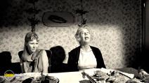 A still #14 from Eraserhead with Charlotte Stewart
