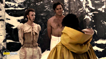 A still #19 from Mirror Mirror with Robert Emms and Armie Hammer