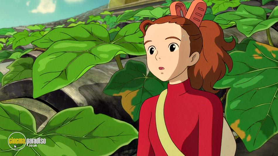 Arrietty (aka Kari-gurashi No Arietti) online DVD rental