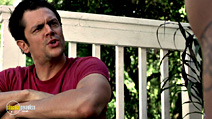 A still #13 from Walking Tall with Johnny Knoxville