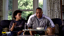 A still #10 from Walking Tall with Dwayne Johnson and Khleo Thomas