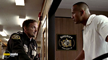 A still #9 from Walking Tall with Dwayne Johnson