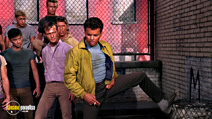 A still #19 from West Side Story with Richard Beymer and Tucker Smith