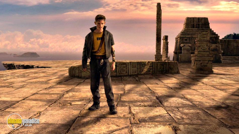 Spy Kids 2: The Island of Lost Dreams online DVD rental