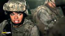 A still #18 from Battle Los Angeles with Michelle Rodriguez