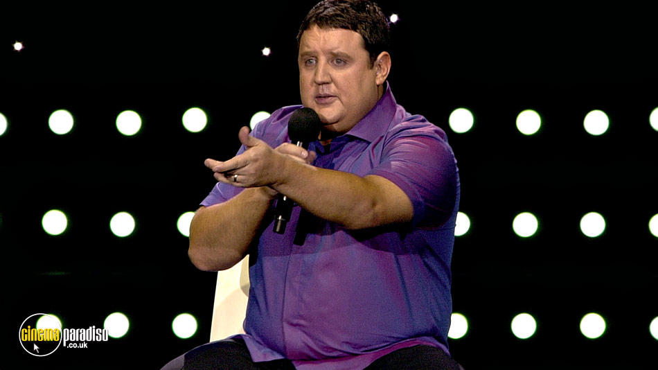 Peter Kay Live: The Tour That Didn't Tour Tour online DVD rental