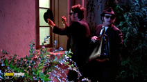 A still #19 from The Blues Brothers with Dan Aykroyd and John Belushi