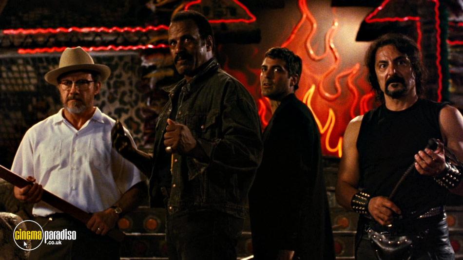 From Dusk Till Dawn online DVD rental