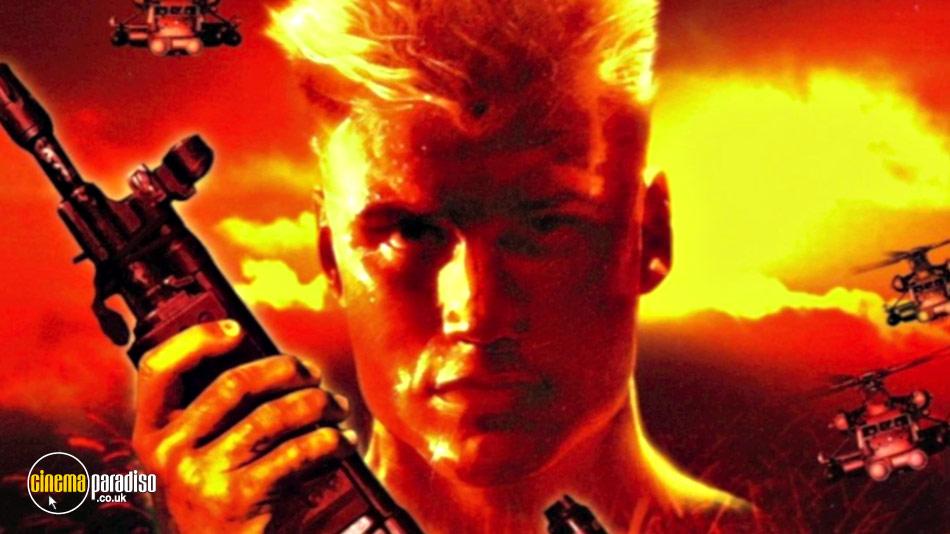 Red Scorpion online DVD rental