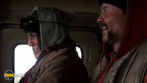 A still #2 from Runaway Train (1985) with Eric Roberts and Jon Voight.