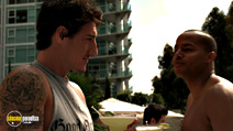 A still #20 from Skyline with Donald Faison and Eric Balfour