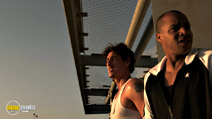 A still #16 from Skyline with Donald Faison and Eric Balfour