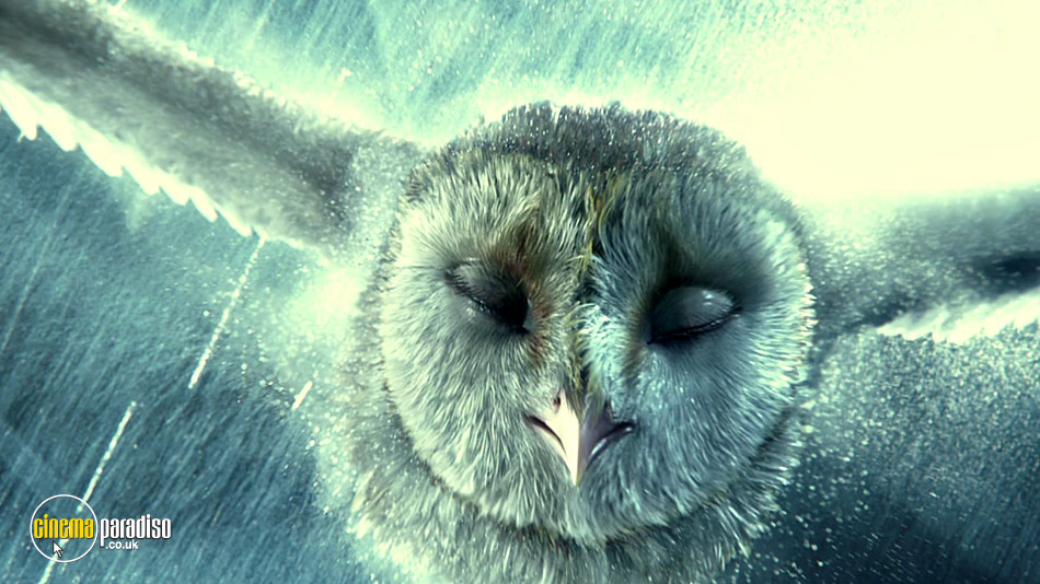 Legend of the Guardians: The Owls of Ga'Hoole online DVD rental