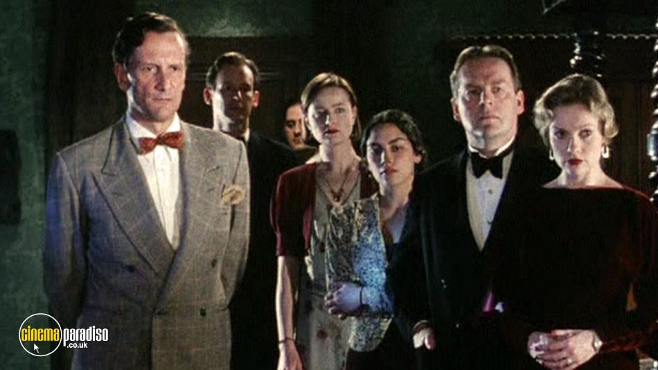 Hercule Poirots Christmas.A Still From Agatha Christie S Poirot Hercule Poirot S