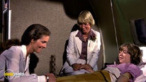 A still #20 from Airplane! with Julie Hagerty and David Hollander
