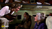 A still #19 from Airplane! with Julie Hagerty