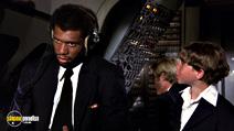 A still #17 from Airplane! with Kareem Abdul-Jabbar
