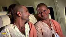 A still #16 from Airplane! with David Leisure and John David Wilder