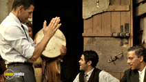 A still #17 from Outside the Law with Sami Bouajila, Jamel Debbouze and Roschdy Zem