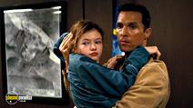 A still #25 from Interstellar with Matthew McConaughey and Mackenzie Foy
