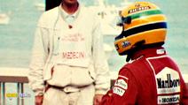 A still #14 from Senna